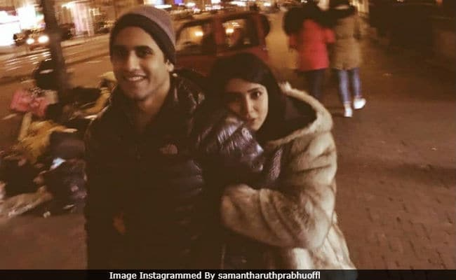 Samantha Ruth Prabhu And Naga Chaitanya's Postcard-Worthy Pics From Netherlands Are Simply Stunning