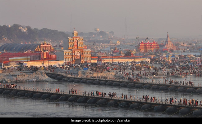 For Kumbh 2019, Prayagraj To Have 'World's Largest Temporary City'