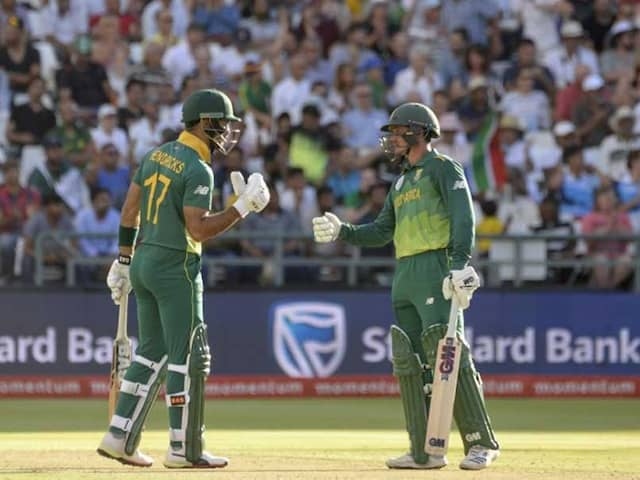 South Africa vs Pakistan, 5th ODI: Quinton De Kock Assault Sinks Pakistan In Series Decider
