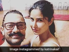 Katrina Kaif Was Too 'Afraid' To Lose This Bet To Aamir Because, Salman Khan