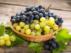 Here's Why You Should Add More Grapes To Your Diet