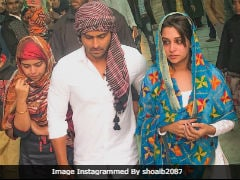 <i>Bigg Boss 12</i> Winner Dipika Kakar Visits Ajmer Sharif <i>Dargah</i> With Husband Shoaib Ibrahim