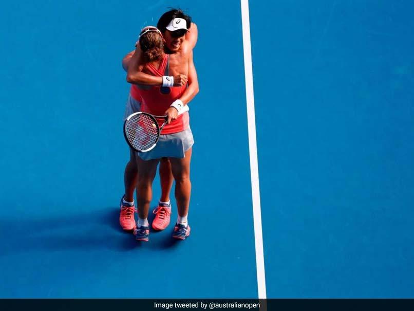 Australian Open: समांथा स्टोसुर और झांग शुआई की जोड़ी ने जीता महिला डबल्स खिताब..