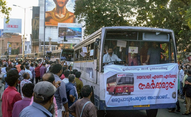 Sabarimala Protests: Over 100 Arrested After Attacks At Homes Of Left, BJP Leaders In Kerala