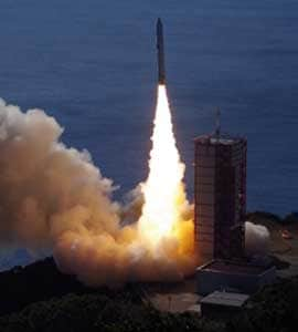 'Shooting Stars On Demand': Japan Sends Artificial Meteors Into Space