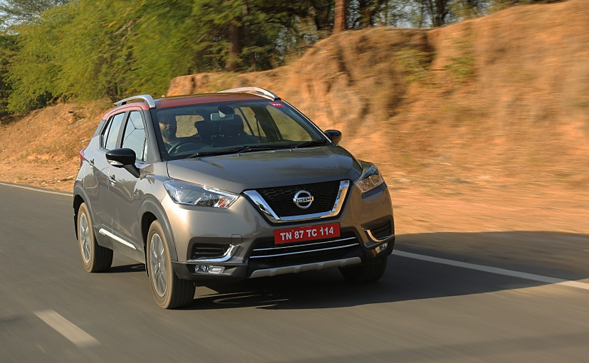 Nissan Kicks 2019 Variants Explained In Detail Ndtv Carandbike