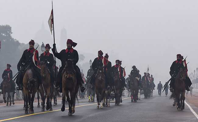 Rio, Prized Cavalry Horse, To Make 18th Republic Day Appearance