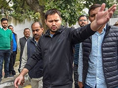 """I'm The Son Of A Lion,"" Tejashwi Yadav Warns ""BJP Goons"" In Tweet"