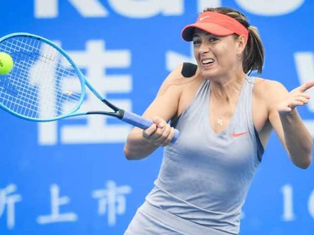 Shenzhen Open: Injured Maria Sharapova Retires From Quarters