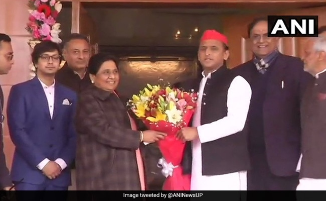 Mayawati Or Mamata Banerjee For PM, Akhilesh Yadav Was Asked. His Reply