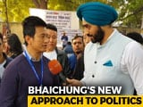 Video : Will Rest Of India Take To Bhaichung Bhutia's New Political Pitch?