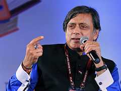 "BJP Moves Poll Body Against Shashi Tharoor's ""Why I Am A Hindu"" Posters"