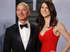MacKenzie Bezos To Be Richer By $38 Billion After Divorce Settlement