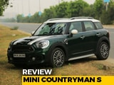New Mini Countryman S Review