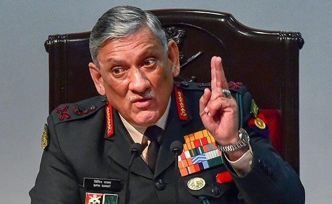 'Pressure Is On Pak': Army Chief On Terror Funding Watchdog FATF's Move