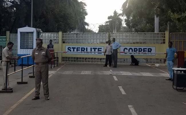 Supreme Court Clears Reopening Of Sterlite Plant In Tamil Nadu