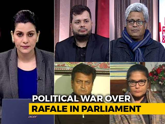 Video : BJP-Congress Showdown Over Rafale Deal: Will Corruption Be Narrative Of 2019 Campaign?