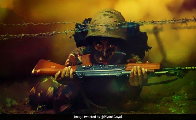 आतंकी कैंपों पर हमले के बाद भारतीय सेना की पहली प्रतिक्रिया-