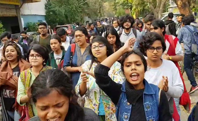 Jadavpur University Professor's Remark On Virginity Incurs Students' Fury