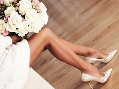 Brides-To-Be, These 6 Footwear Options Will Make Wedding Shopping Easier