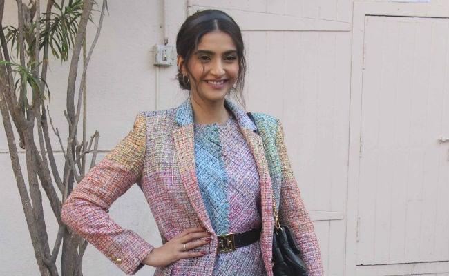 Ek Ladki Ko Dekha Toh Aisa Laga Star Sonam Kapoor Says 'Stereotypes Are Dangerous'