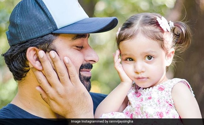 Rannvijay Singha's Birthday Post For His Daughter Kainaat: 'Happy Birthday, Meri Jaan'