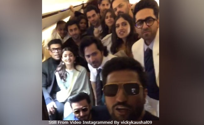 To Uri And Vicky Kaushal, With Love From Ranveer Singh, Alia Bhatt, Ranbir Kapoor, Varun Dhawan And Others
