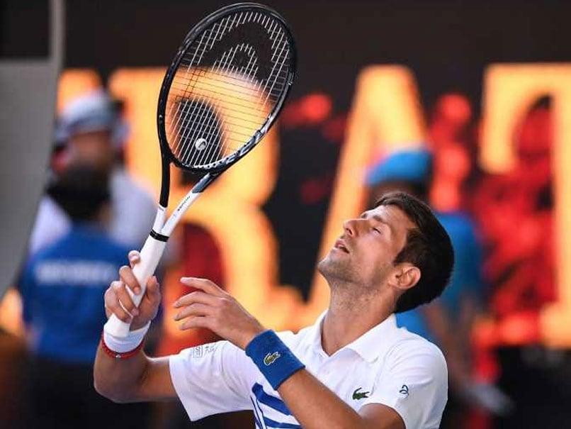 Australian Open 2019: Novak Djokovic Demolishes Denis Shapovalov To Enter Last 16