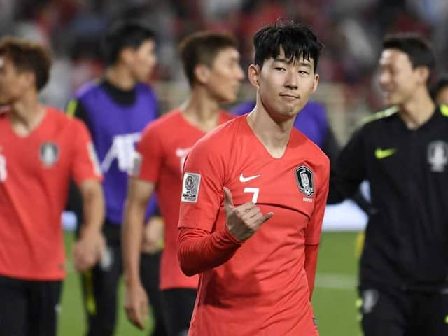 Asian Cup 2019: Son Heung-Min Helps South Korea Beat China 2-0