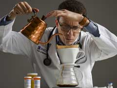 Doctor Runs Side Operation: Selling Coffee To Pay For Healthcare Overseas