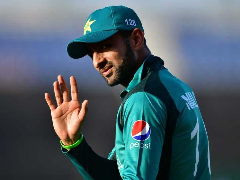 "Pakistan Have ""Very Good Chance"" To Win World Cup 2019: Shoaib Malik"