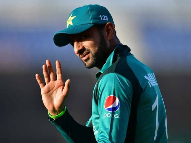 "Pakistan Have ""Very Good Chance"" To Win World Cup 2019: Shoaib Malik"