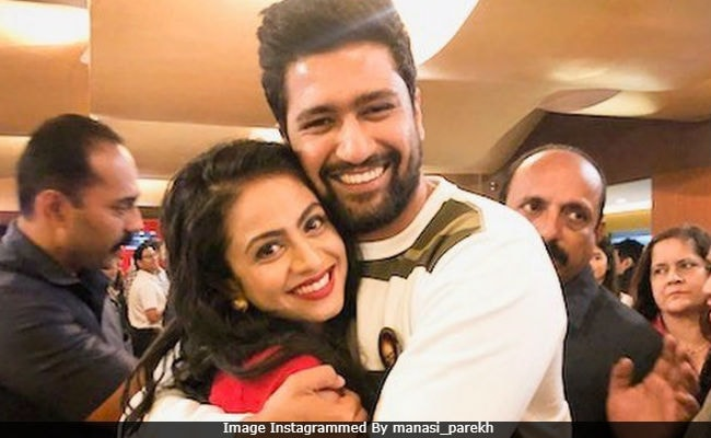 Actress Manasi Parekh On Co-Starring With Vicky Kaushal In Uri: 'Friends Were Jealous'