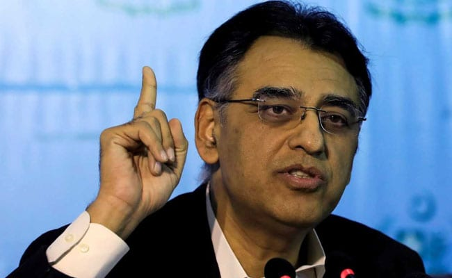 Pakistan's Finance Minister Says Country's Economy Is Out Of Crisis Phase