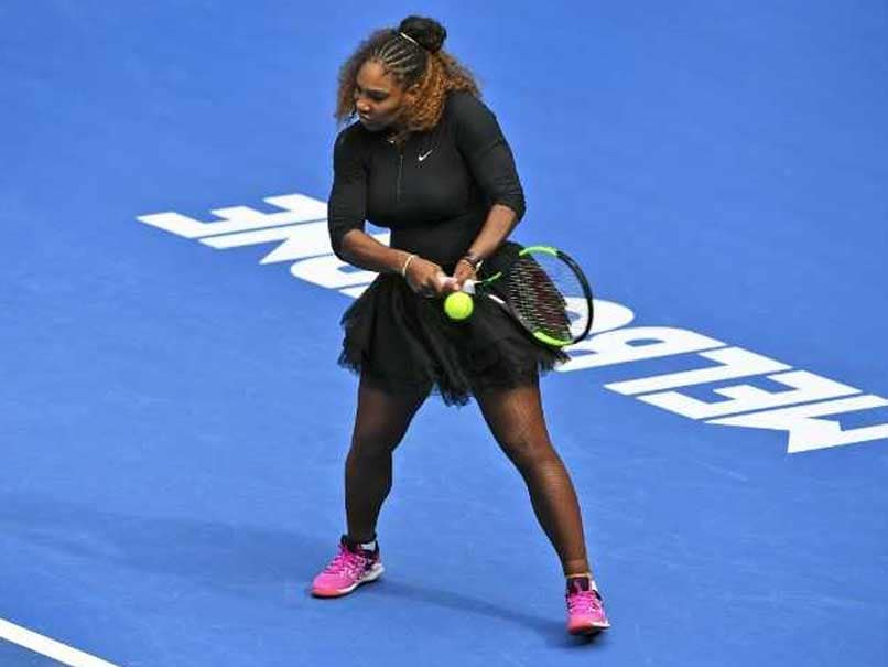 Australian Open 2019: Serena Williams Shooting For Grand Slam History