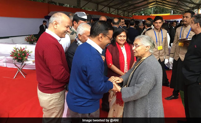 To Sheila Dikshit's Meal Invite With Barb, Arvind Kejriwal's Salty RSVP
