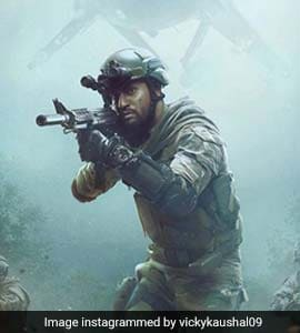 Uri: The Surgical Strike Movie Review - Without Vicky