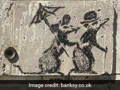 Could That Street Art Be Banksy? Tokyo Officials Probe