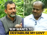 "Video : ""PM Modi Is A Paper Tiger"", Says HD Kumaraswamy"