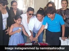 This Is How Namrata Shirodkar Is Celebrating Her 47th Birthday In Hyderabad