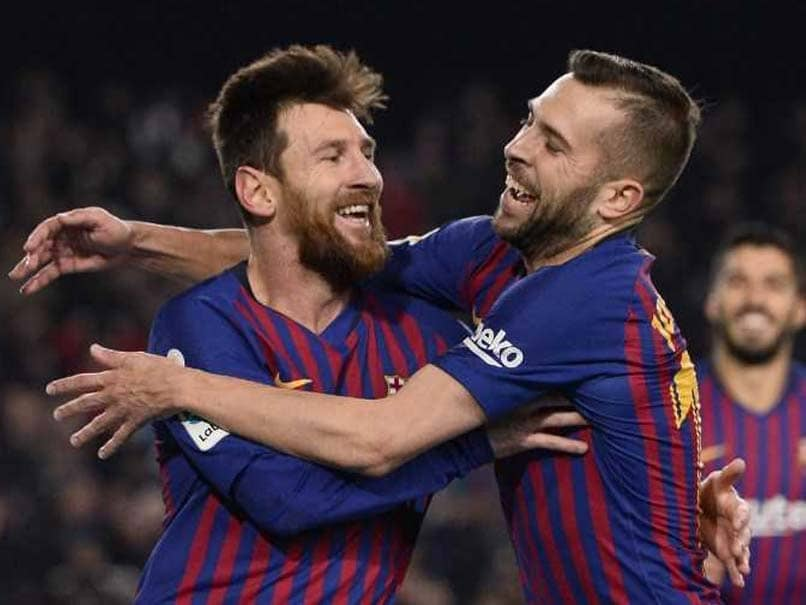 Ousmane Dembele Sparkles But Lionel Messi Needed Off Bench To Rescue Barcelona