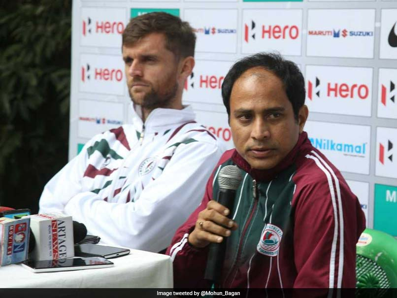 Mohun Bagan Coach Shankarlal Chakraborty Steps Down After Defeat To Real Kashmir