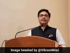 Vikram Misri Takes Charge As India's New Ambassador To China