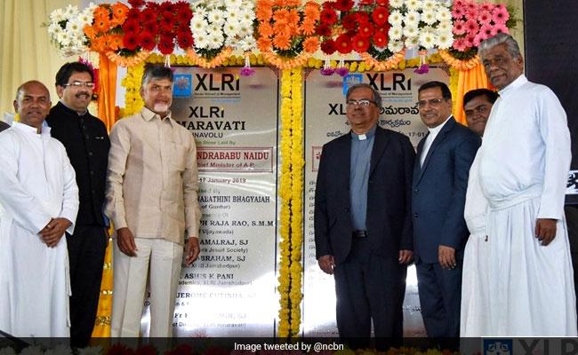 XLRI Lays Foundation Stone For New Campus In Andhra Pradesh