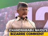 """Video : """"Have More Than 2 Kids,"""" Chandrababu Naidu's Bizarre Advice For Andhra"""