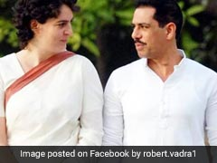 Robert Vadra To Join Politics? His Facebook Post Gives A Hint