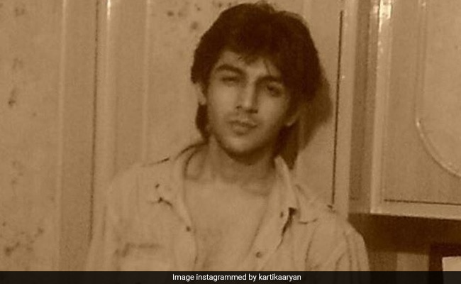 Believe It Or Not, Kartik Aaryan Got His Debut Film Audition With This Pic