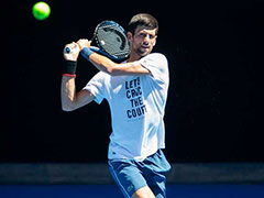 Australian Open: Novak Djokovic Faces Qualifier, Roger Federer Takes On Denis Istomin