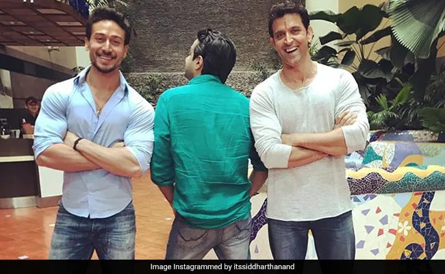 Tiger Shroff On The 'Pressure' Of Student Of The Year 2 And Working With Hrithik Roshan