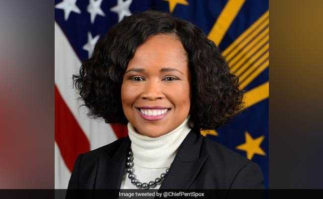 Top Pentagon Spokeswoman Resigns Amid Internal Investigation